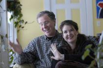 Amy Robbins-Wilson and Tim Wilson