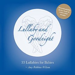 33 Lullabies for Babies Cover Image